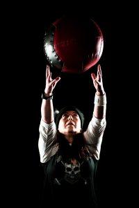 Blyth Barbells & Fitness Athlete